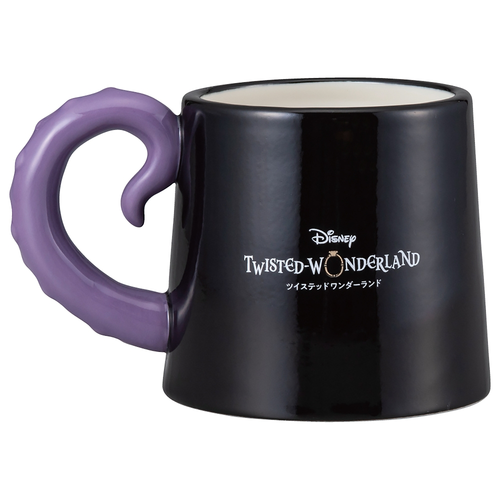 オクタヴィネル寮 マグカップ 『ディズニー ツイステッドワンダーランド』