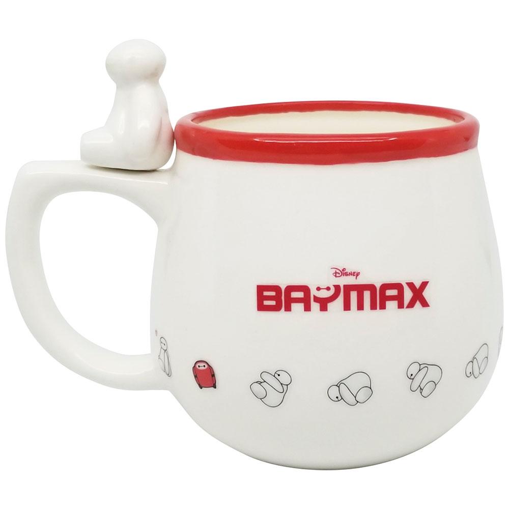 ベイマックス マグカップ フィギュア付き