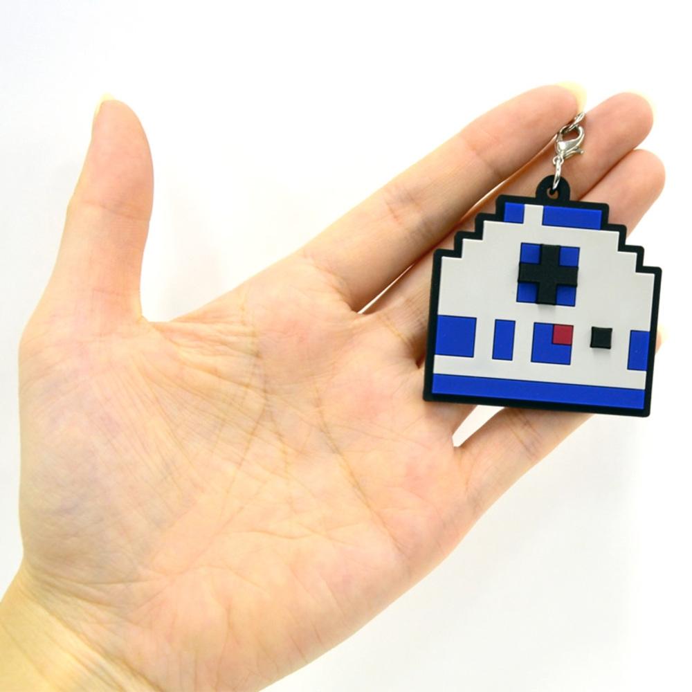 スター・ウォーズ ラバーストラップ 大図まこと(R2-D2)