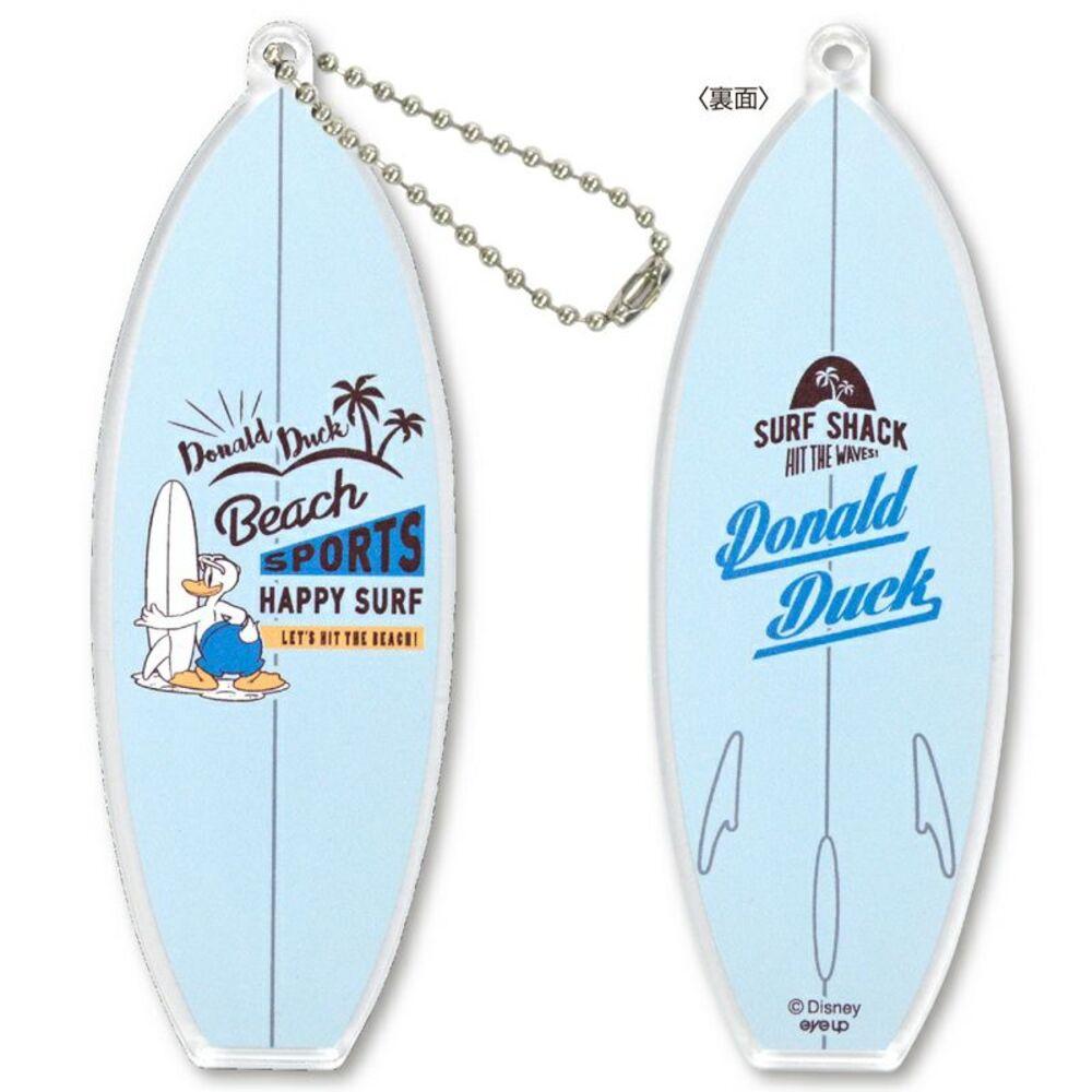 アクリルボールチェーン Surf ボード(ドナルド)