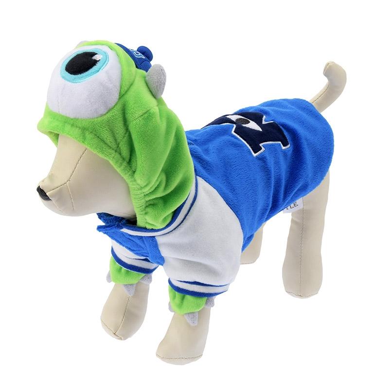 犬用コスチューム(3S)マイク