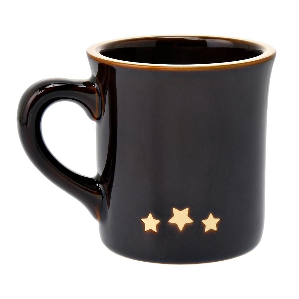 ミッキー マグカップ ブルックリンスタイル ブラウン
