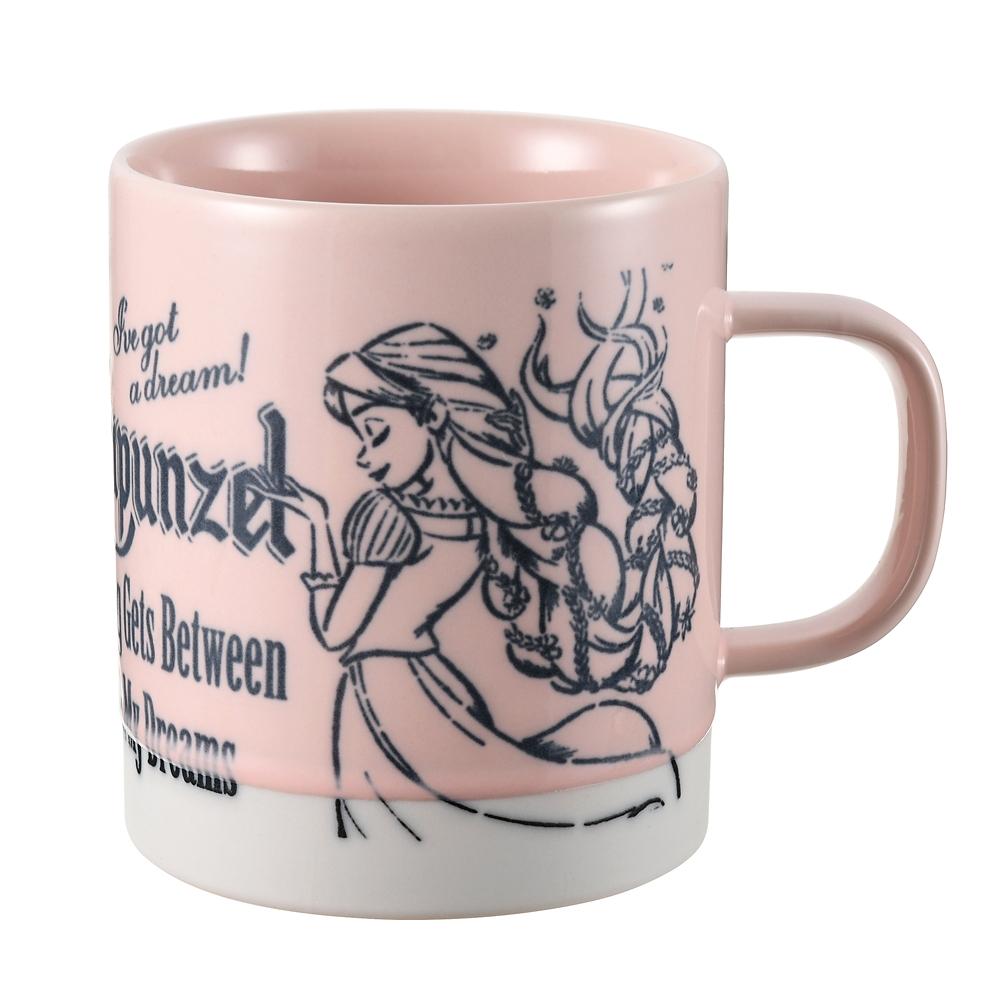 ラプンツェル マグカップ アンティーク プリンセス