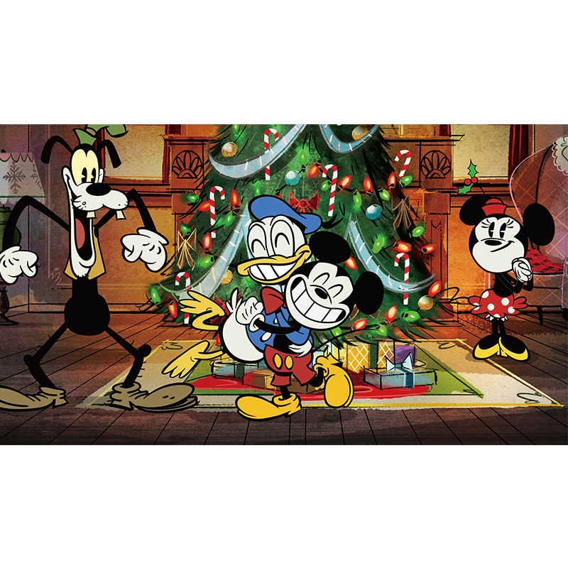 ミッキーマウス!クリスマス&ハロウィーンスペシャル