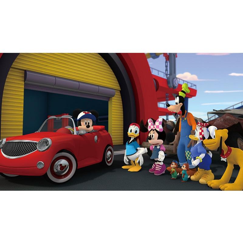 ミッキーマウスとロードレーサーズ/ゴールをめざせ!(DVD)