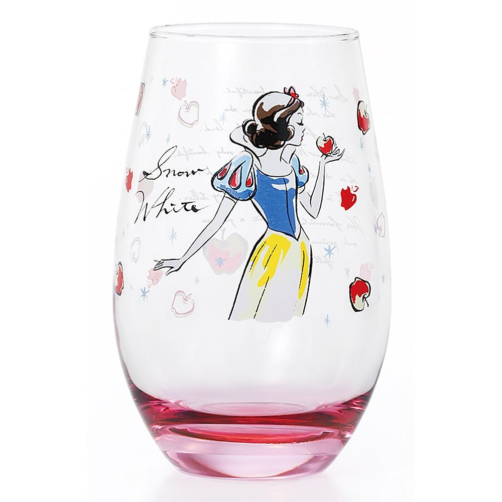 白雪姫 グラス Princess カラータンブラー