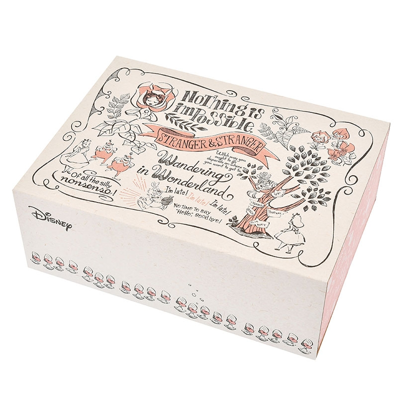 ふしぎの国のアリス カラフェ・グラス セット alice sweet
