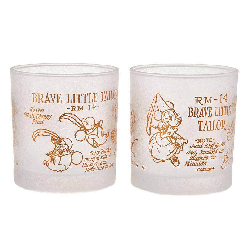 ミッキー&ミニー コップ Brave Little Tailor