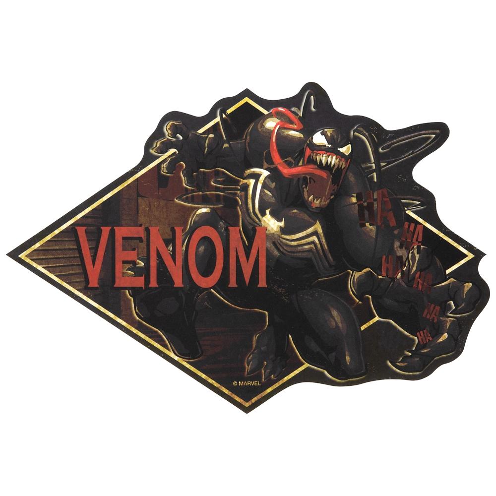 マーベル トラベルステッカー 43 ヴェノム