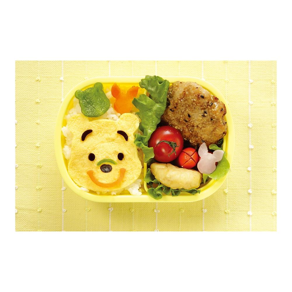 くまのプーさん お弁当作り抜き型セット LDB1