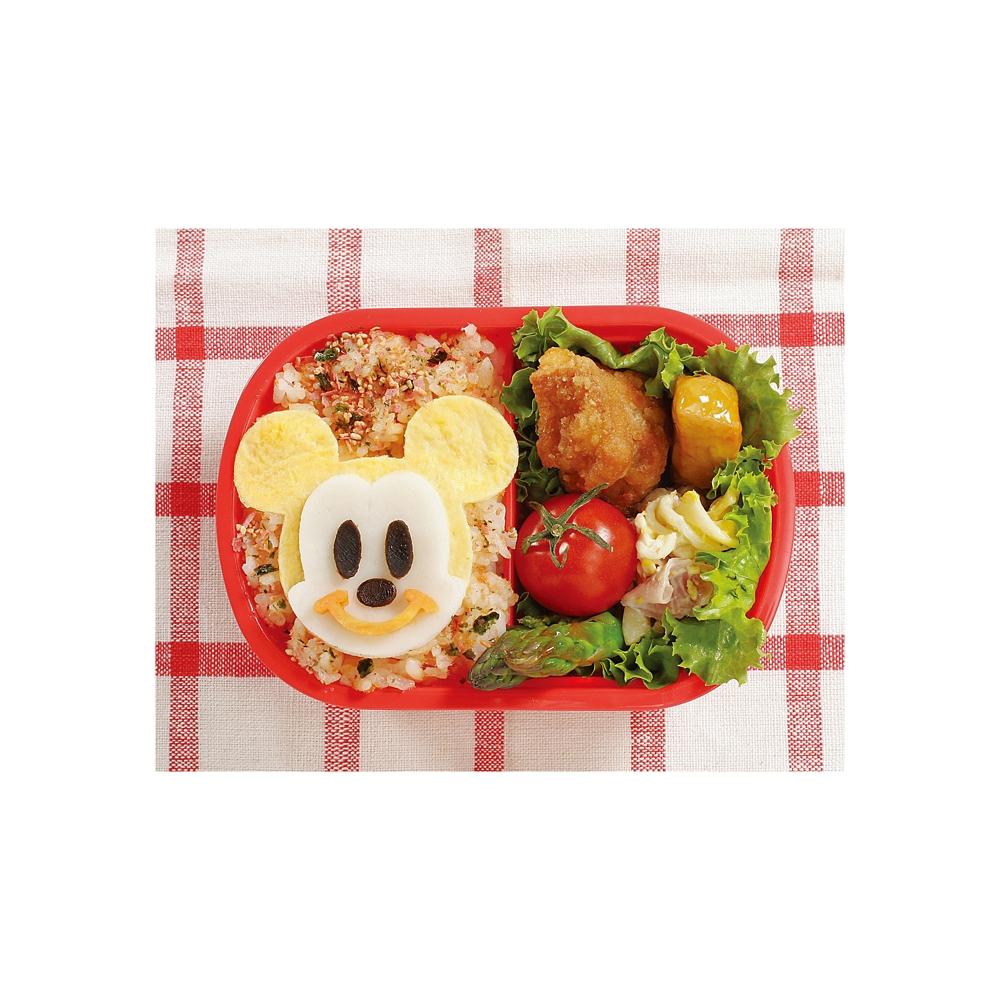 お弁当作り抜き型セット●ミッキー●LDB1