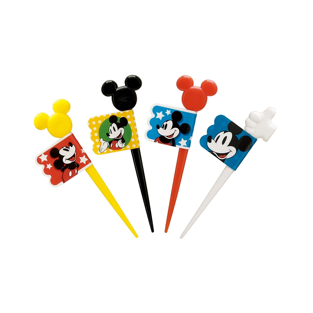 【ミッキーマウス】ランチピックス12本入LKP2
