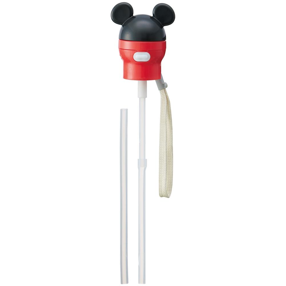 【ミッキーマウス】携帯ケース付きストローホッパーキャップPSHC7