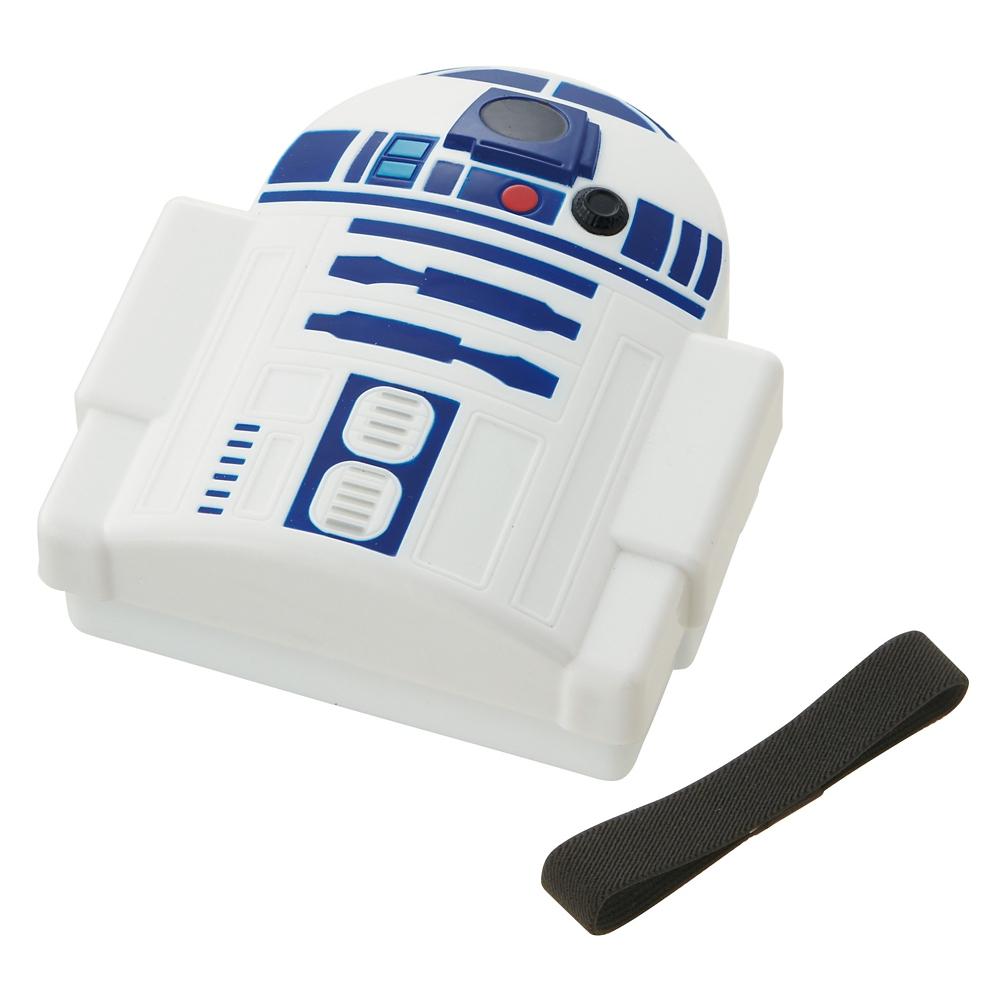 スターウォーズ R2-D2 ダイカットランチボックス[本体容量310ml] LBD2