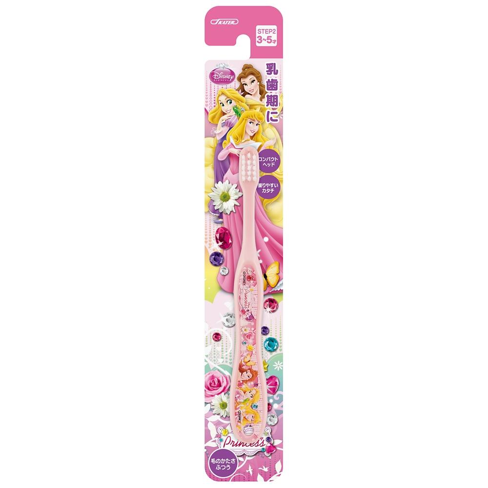 ディズニー プリンセス  3~5歳 園児用ハブラシ 転写タイプ  TB5N