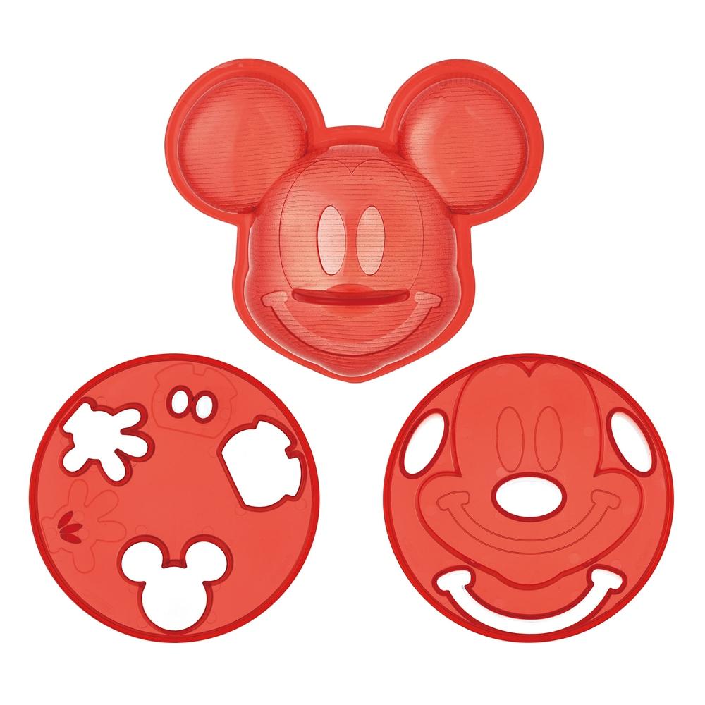 キャラカレーディズニー ミッキーマウスLCR3