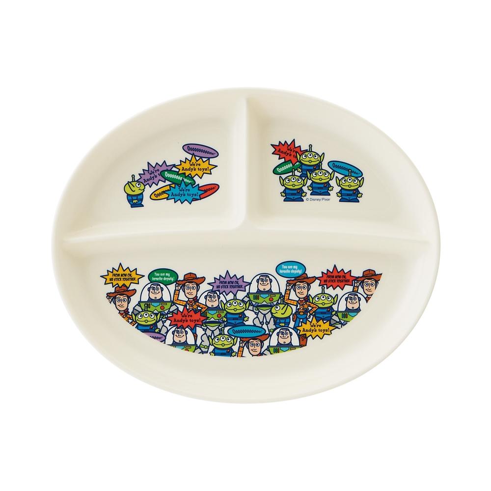 食洗機対応ポリプロピレン製ランチ皿●トイストーリー●XP17