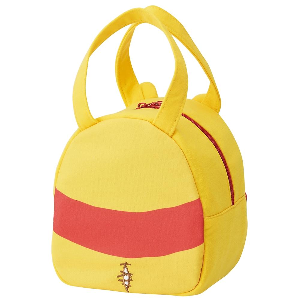 くまのプーさん スエット素材ダイカットバッグ KNBD1