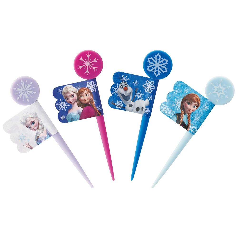 ディズニー アナと雪の女王  ランチピックス[12本入]LKP2