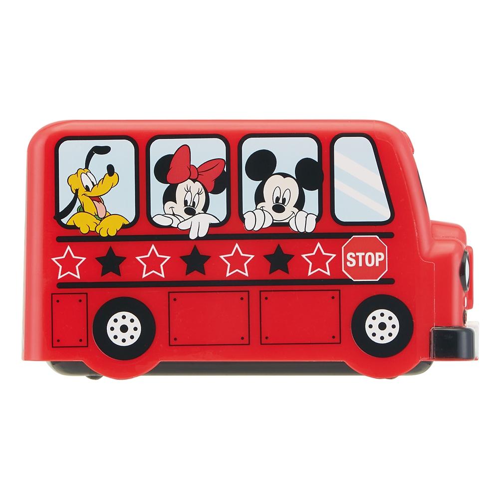 ミッキー&フレンズ  バス型ランチボックスDLB5