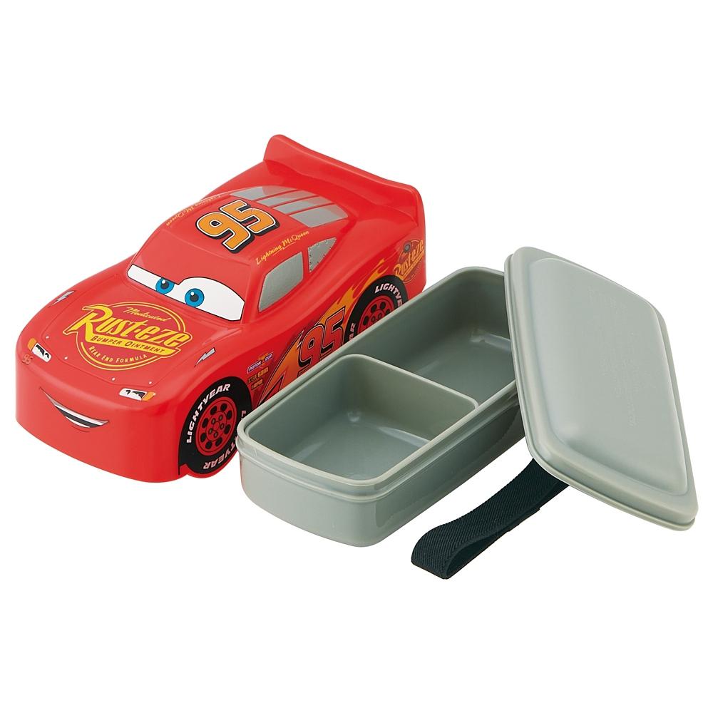 ライトニング・マックィーン お弁当箱 3D