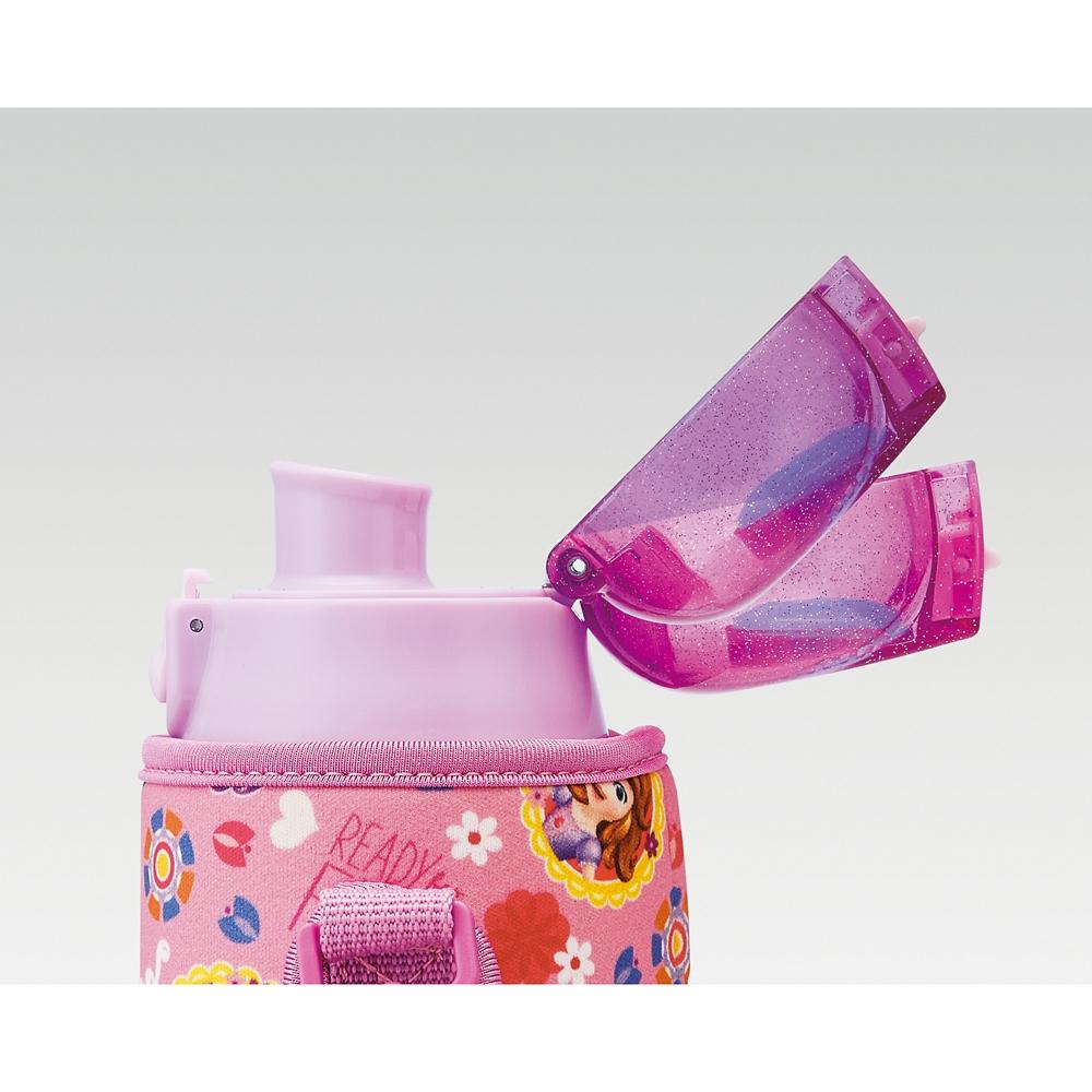 カバー付きダイレクトステンレスボトル【580ml】●ディズニー ソフィア17●KSDC6