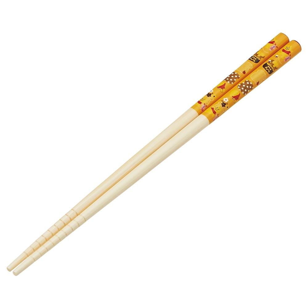 キャラクター竹箸21cm くまのプーさん Pooh ポップ  ANT4
