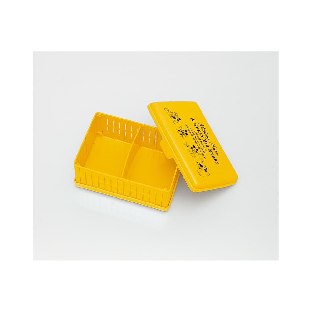 折りたたみサンドイッチケース●ミッキーマウス チアフル●OS1