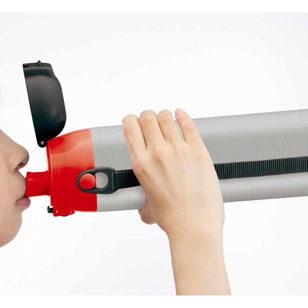ミッキー チアフル 【SDC10】ロック付きワンプッシュダイレクトボトル[990ml] SDC10