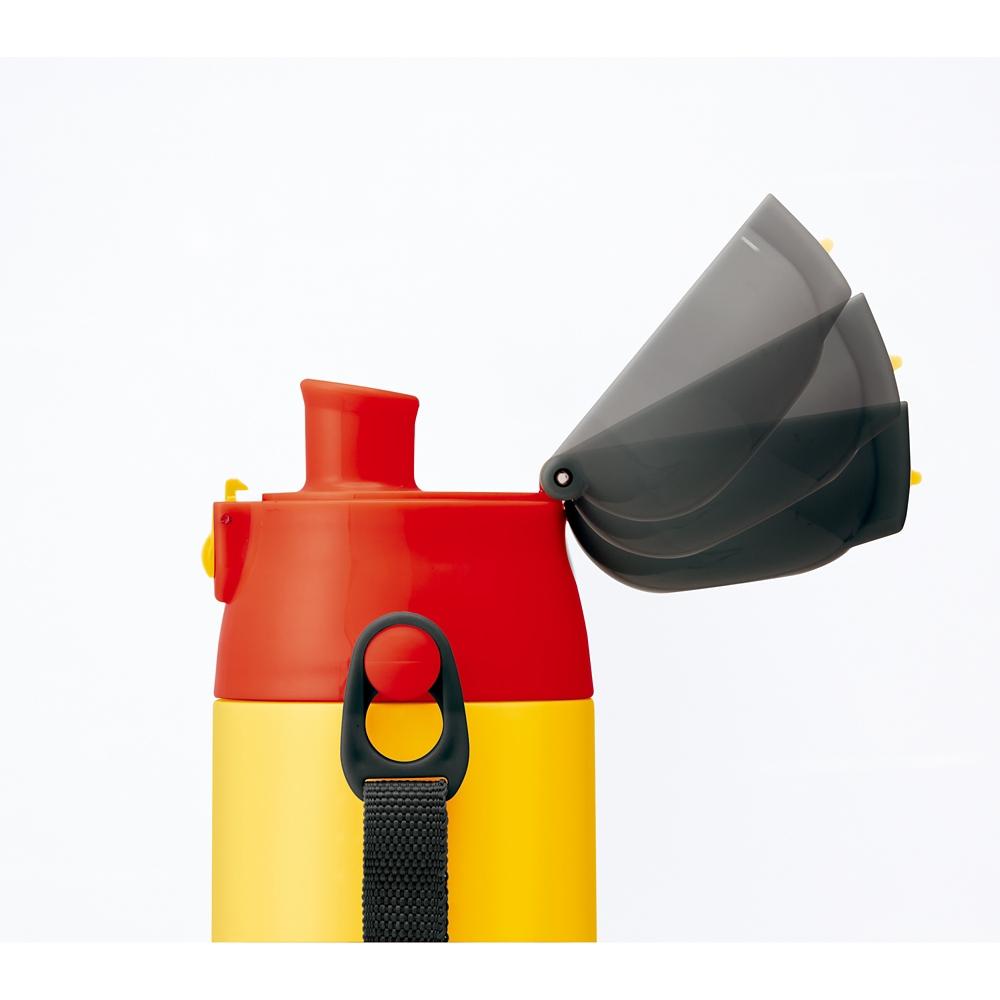 ディズニー 水筒ロック付きワンプッシュダイレクトステンレスボトル[770ml]●ミッキー チアフル●SDC8