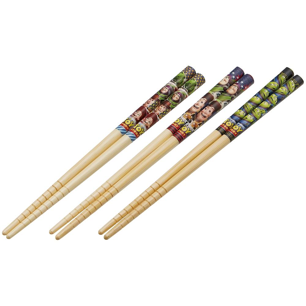 子ども用竹安全箸〔すべり止加工〕3点セット[16.5cm]ANT2T