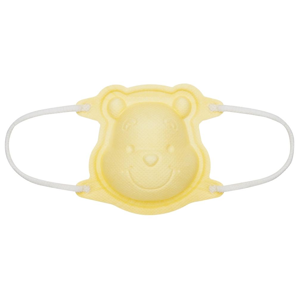 ベビー3Dマスク[5枚入り]●くまのプーさん●MSKD1
