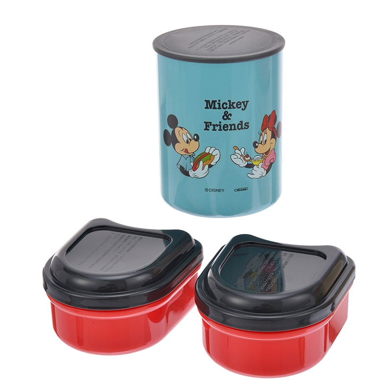 ミッキー&フレンズ 超軽量保温ジャー付ランチBOX ピクニック