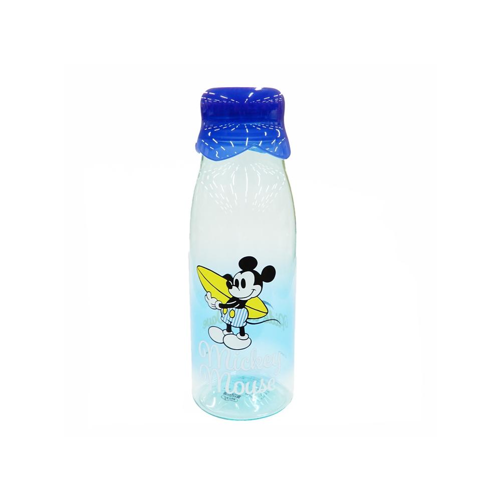 ミッキー サーフ 牛乳ビン風ボトル[500ml] PTY5M