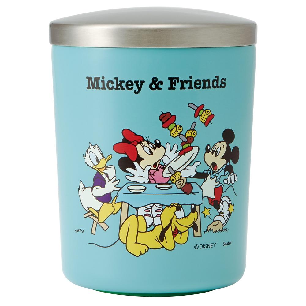 ●ミッキー&フレンズ ピクニック●全真空デリカポットLJFV3