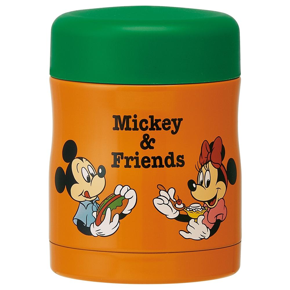 ミッキー&フレンズ ピクニック 保温・保冷フードジャー LJSP3