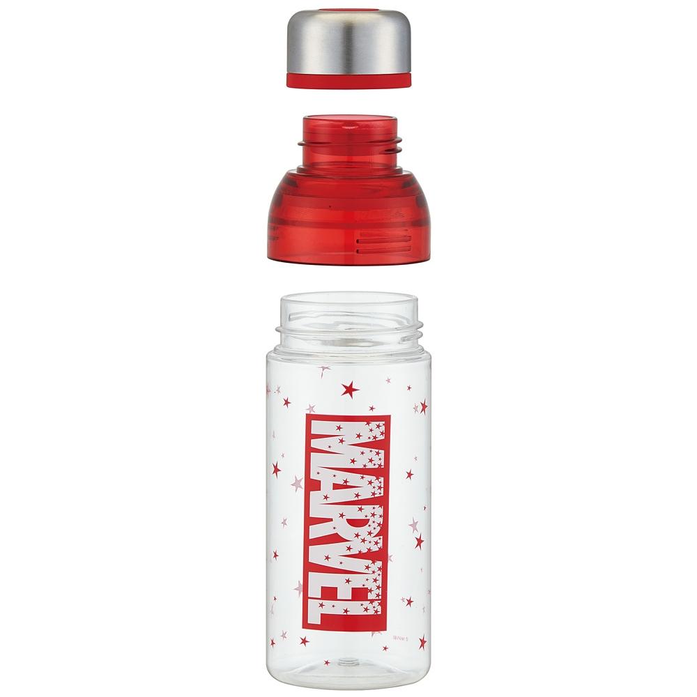 MARVEL ロゴスター レッド セパレートボトル[480ml] PSPR5
