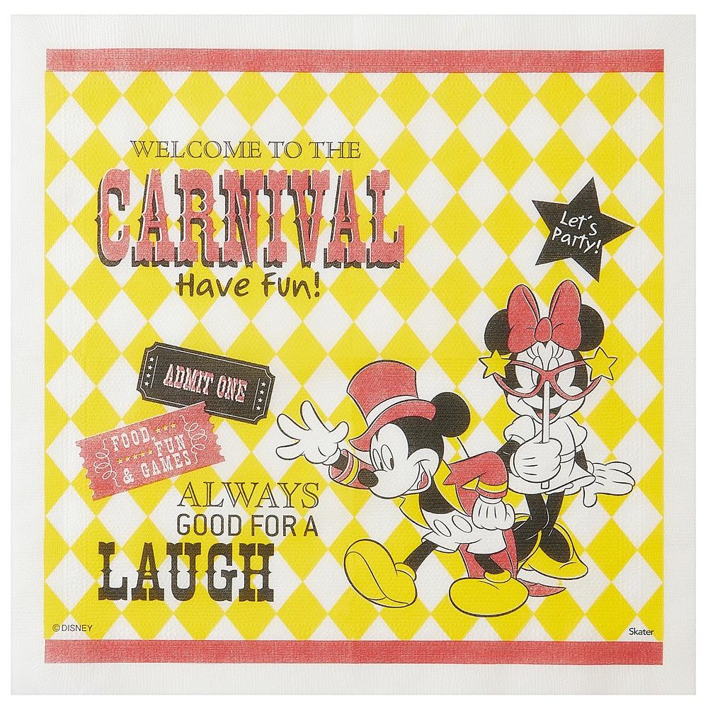 ミッキーマウス カーニバル  デザインペーパー[12枚入]PWN1