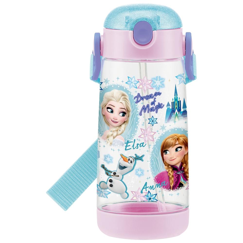 ワンプッシュストローボトル[480ml]●アナと雪の女王19●PDSH5