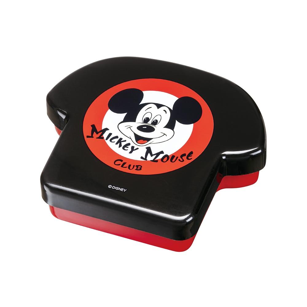 ダイカットランチボックス[本体容量310ml]●ミッキーマウス クラブ●LBD2