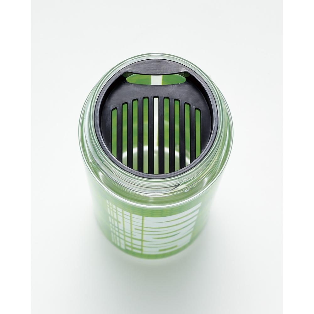 MARVEL スポーツ グリーン  シンプルデザインブローボトル[600ml]PDC6