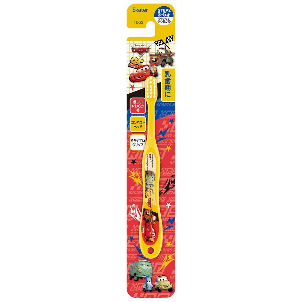 カーズ   3~5歳園児用歯ブラシ 子供用ハブラシ転写タイプTB5S