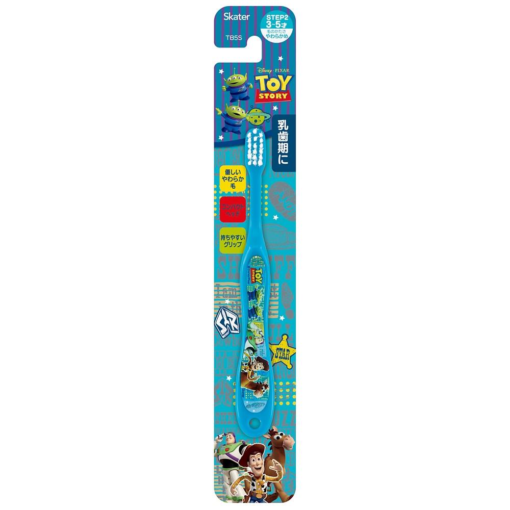 ●トイストーリー●★3~5歳 園児用歯ブラシ★子供用ハブラシ 転写タイプTB5S