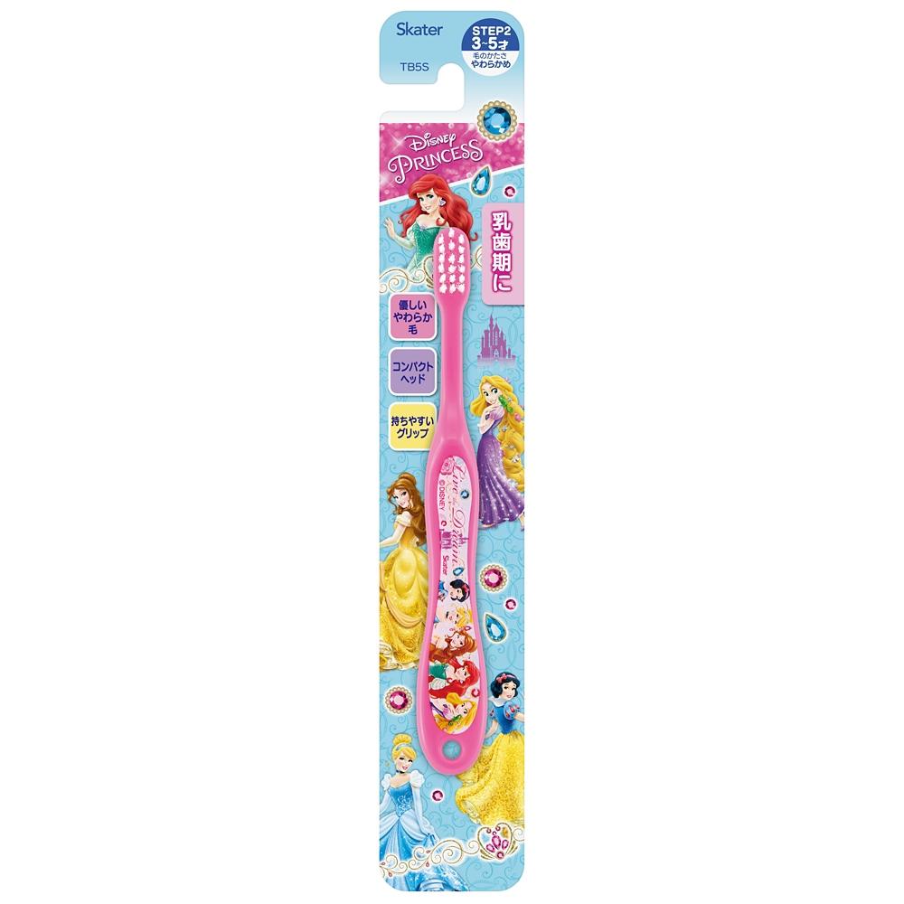 ●プリンセス●★3~5歳 園児用歯ブラシ★子供用ハブラシ 転写タイプTB5S
