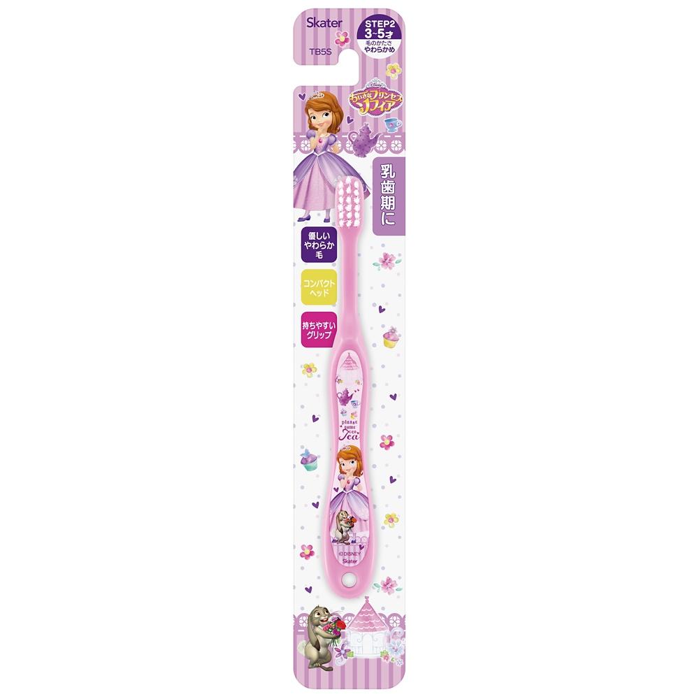 ●ソフィア●★3~5歳 園児用歯ブラシ★子供用ハブラシ 転写タイプTB5S