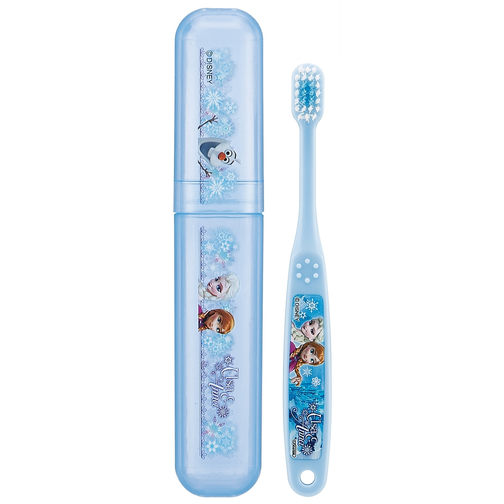 ディズニー アナと雪の女王/アナ雪 園児用 デンタルキット(歯ブラシ&ケースセット) TBC3-0S