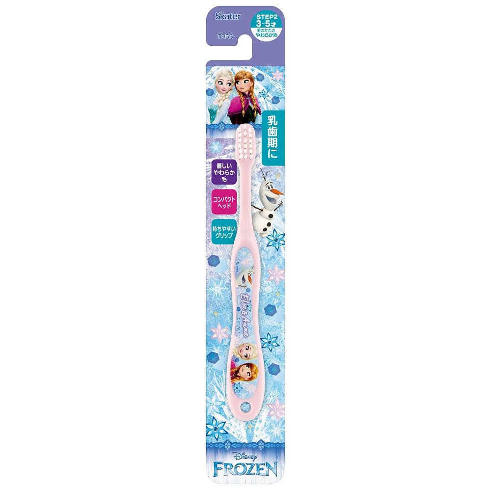 アナと雪の女王   3~5歳園児用歯ブラシ 子供用ハブラシ転写タイプTB5S