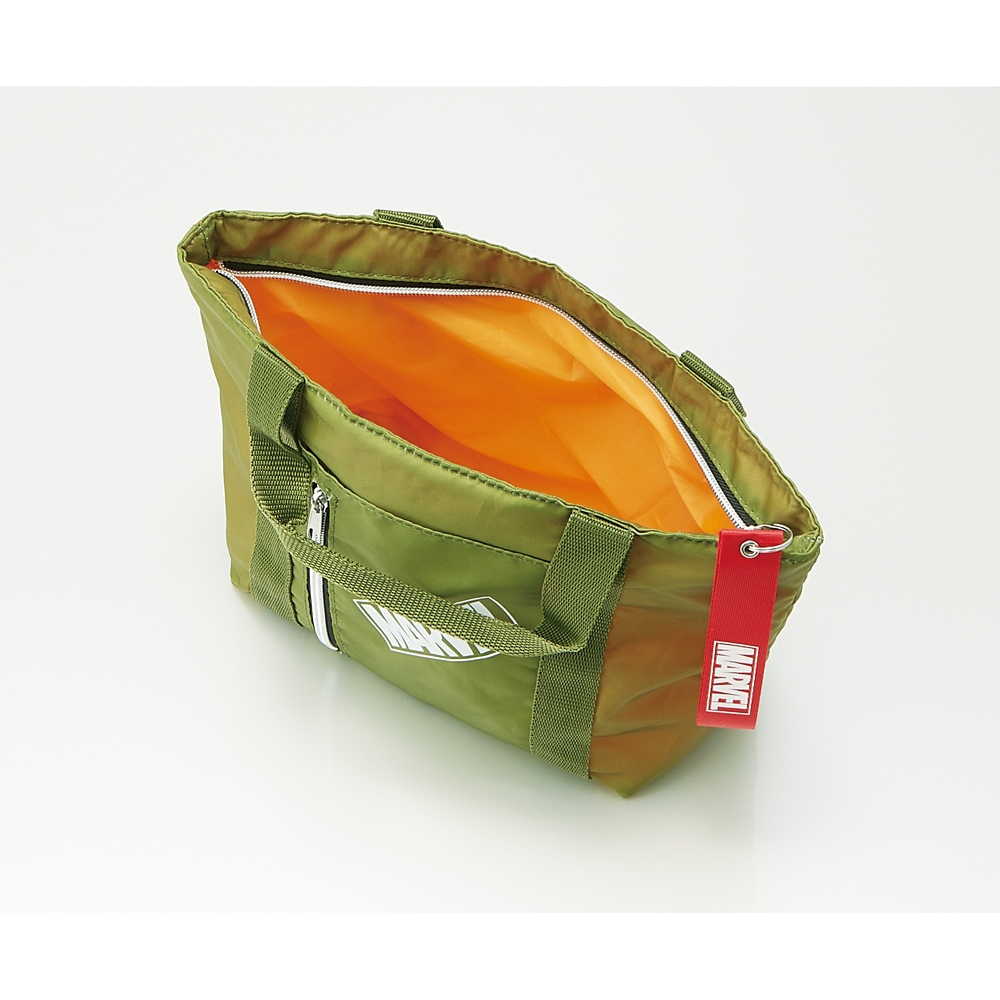 MARVEL ポケット付きトート型保冷ランチバッグ KCTBP1