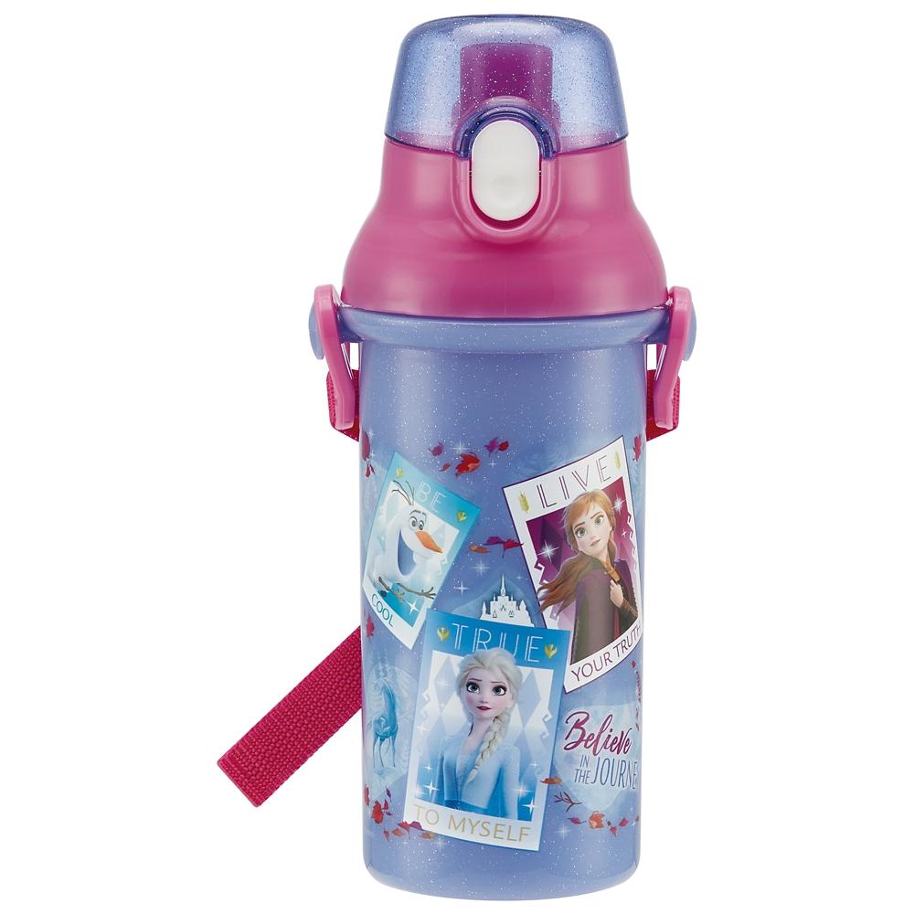 食洗機対応 子供用直飲み水筒 480ml●アナと雪の女王2●PSB5SAN