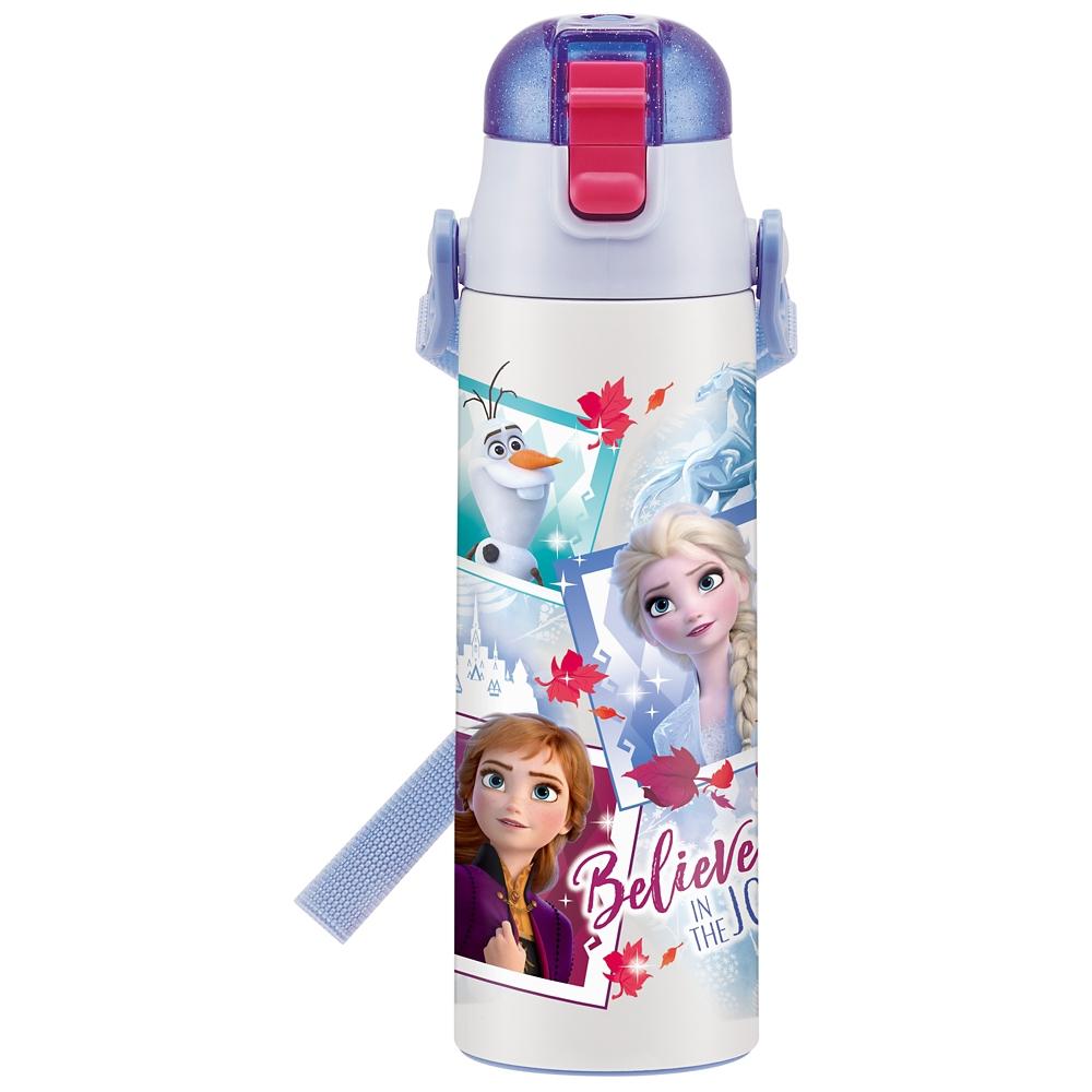 ●アナと雪の女王2●ロック付き ワンプッシュ ダイレクトステンレスボトル[580ml]SDC6N